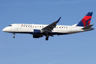 N632CZ | Embraer ERJ-175LR | Delta Connection (Compass Airlines)