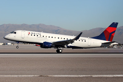 N244SY | Embraer ERJ-175LR | Delta Connection (SkyWest Airlines)