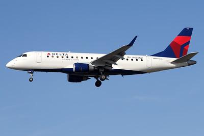 N626CZ | Embraer ERJ-175LR | Delta Connection (Compass Airlines)