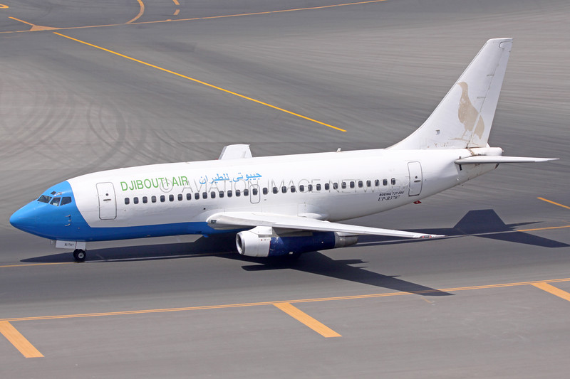 UP-B3707 | Boeing 737-230 | Djibouti Air