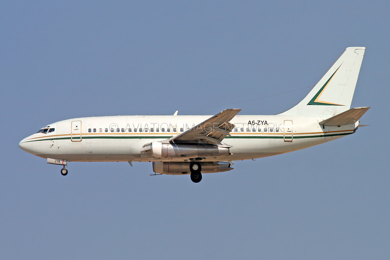 A6-ZYA | Boeing 737-2S2 | Dolphin Air