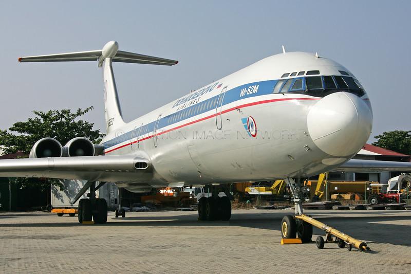 RA-86552   Ilyushin Il-62M   Domodedovo Airlines