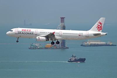 B-HTK | Airbus A321-231 | Dragonair