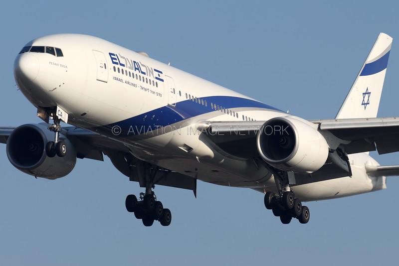4X-ECA   Boeing 777-258/ER   EL AL
