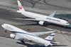 4X-ECC | JA741J | Boeing 777-258/ER | Boeing 777-346/ER | EL AL | JAL - Japan Airlines