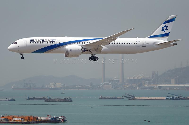 4X-EDD | Boeing 787-9 | EL AL