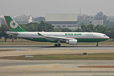 B-16307   Airbus A330-203   EVA Air