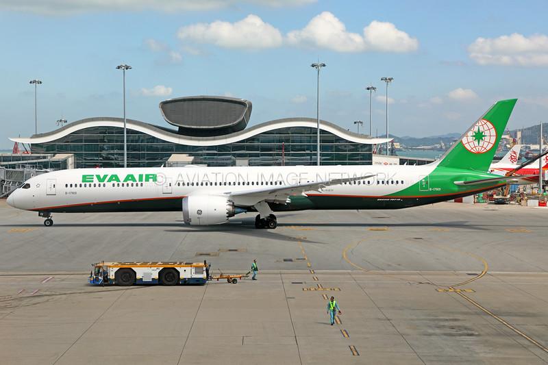 B-17801 | Boeing 787-10 | EVA Air