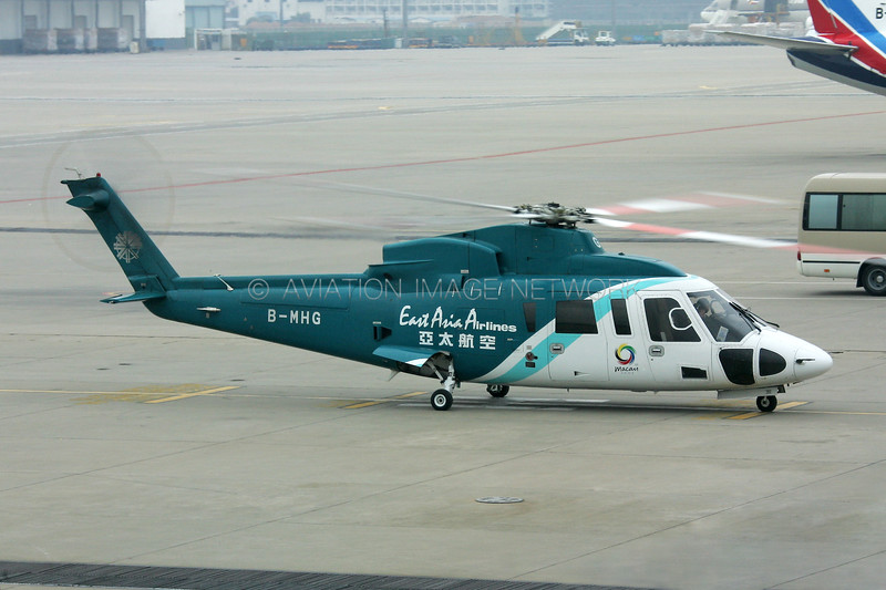 B-MHG | Sikorsky S-76C | East Asia Airlines