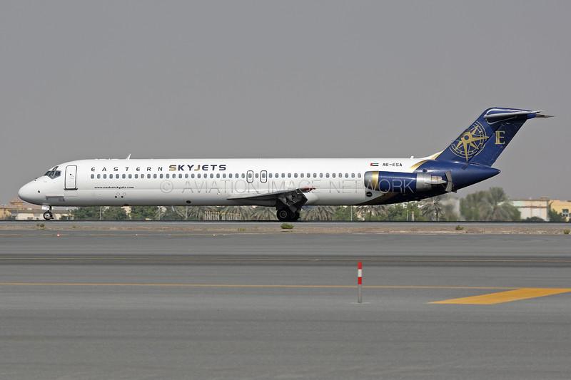 A6-ESA | McDonnell Douglas DC-9-51 | Eastern SkyJets