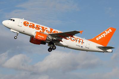 G-EZAL   Airbus A319-111   EasyJet