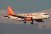 G-EZDA | Airbus A319-111 | EasyJet