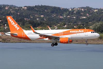 G-EZRT   Airbus A320-214   easyJet
