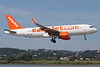 G-EZWY | Airbus A320-214 | easyJet