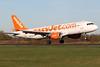 G-EZUN | Airbus A320-214 | easyJet