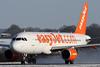 G-EZUV | Airbus A320-214 | EasyJet