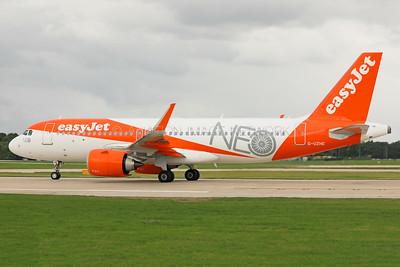 G-UZHE | Airbus A320-251N | easyJet