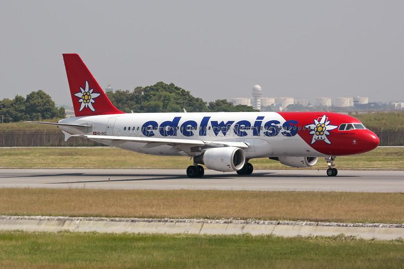 HB-IHZ | Airbus A320-214 | Edelweiss Air