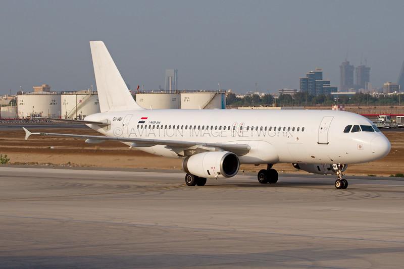 SU-GBF | Airbus A320-231 | Egyptair