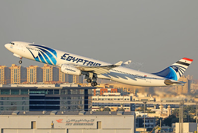SU-GDT | Airbus A330-343 | EgyptAir