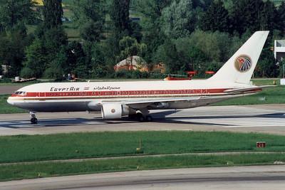 SU-GAI | Boeing 737-266/ER | Egyptair