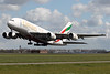 A6-EEZ | Airbus A380-861 | Emirates