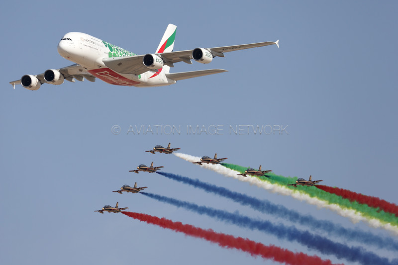 A6-EEZ   Airbus A380-861   Emirates