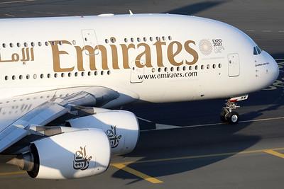 A6-EDW   Airbus A380-861   Emirates