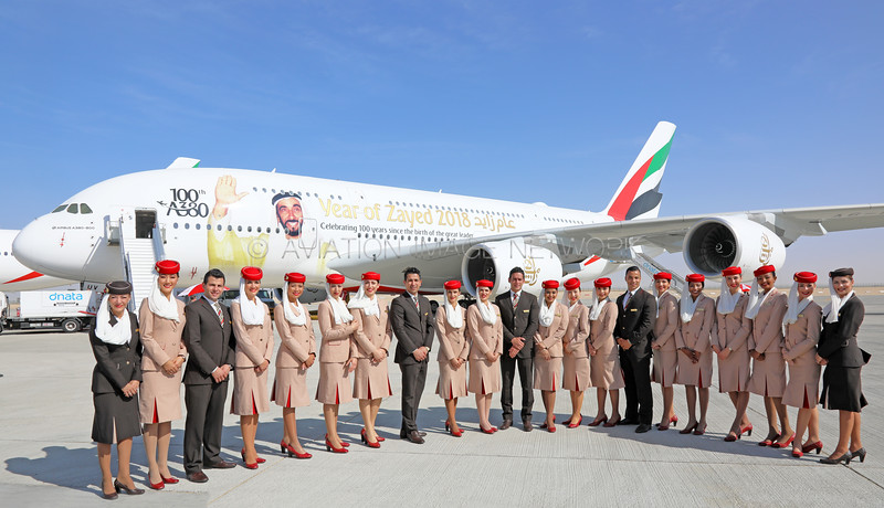 A6-EUV | Airbus A380-842 | Emirates