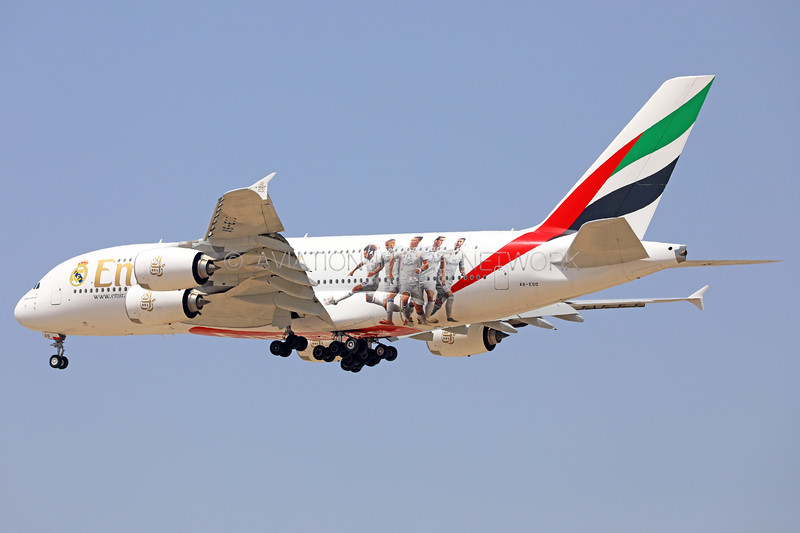 A6-EOD | Airbus A380-861 | Emirates