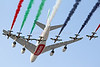 A6-EEO | Airbus A380-861 | Emirates | Al Fursan Aerobatic Team