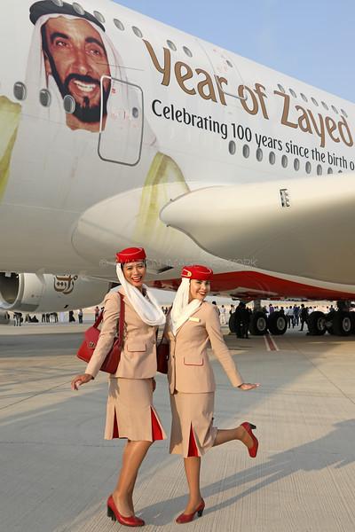A6-EUV   Airbus A380-842   Emirates