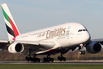 A6-EEN | Airbus A380-861 | Emirates