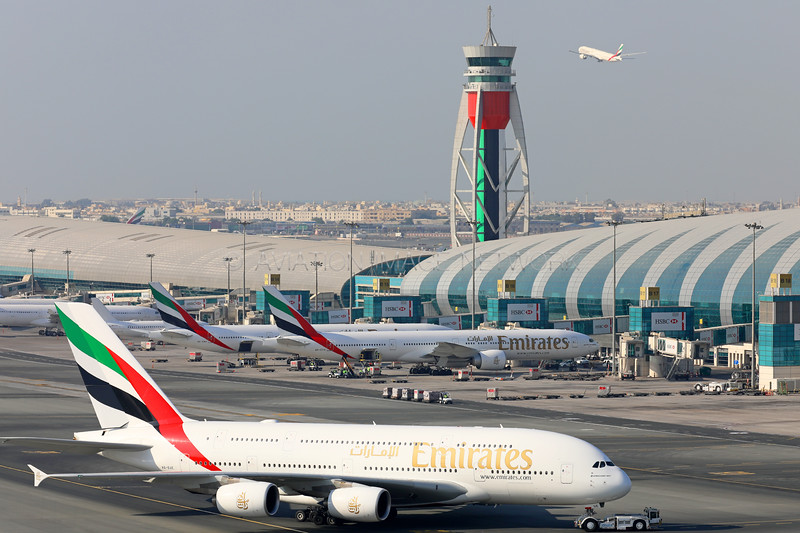 A6-EUE   Airbus A380-861   Emirates