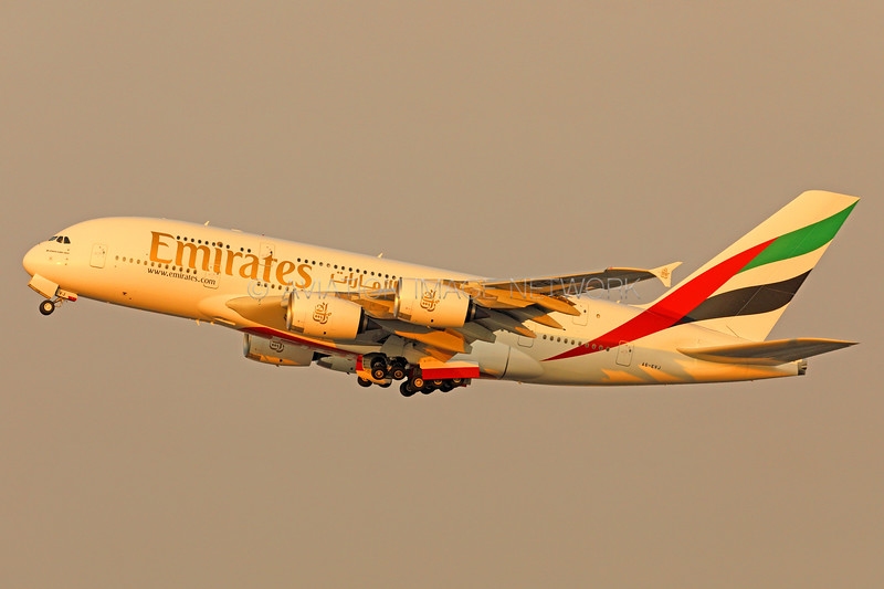A6-EVJ | Airbus A380-842 | Emirates