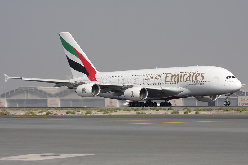 A6-EDD | Airbus A380-861 | Emirates