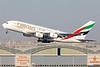 A6-EUU | Airbus A380-842 | Emirates
