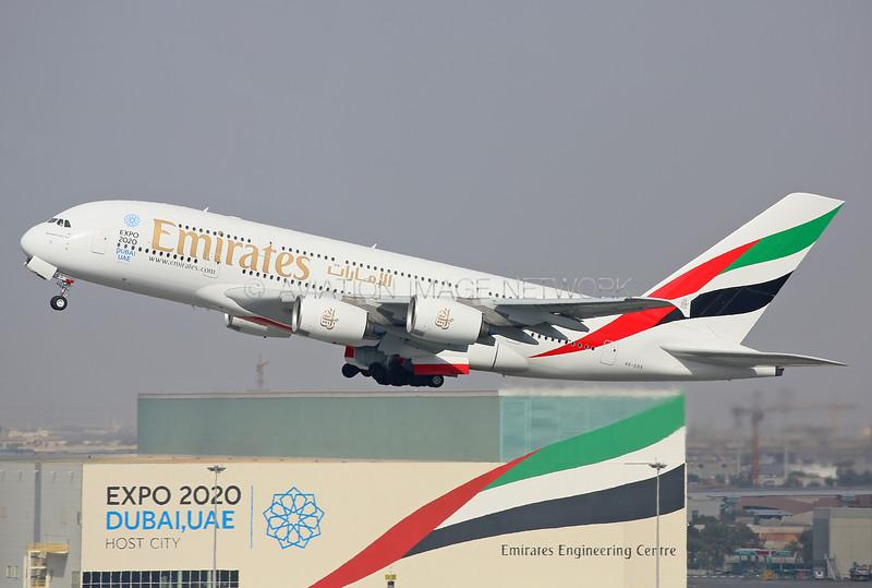 A6-EOS | Airbus A380-861 | Emirates