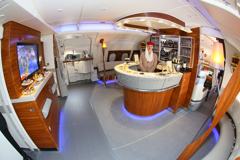 A6-EEM | Airbus A380-861 | Emirates