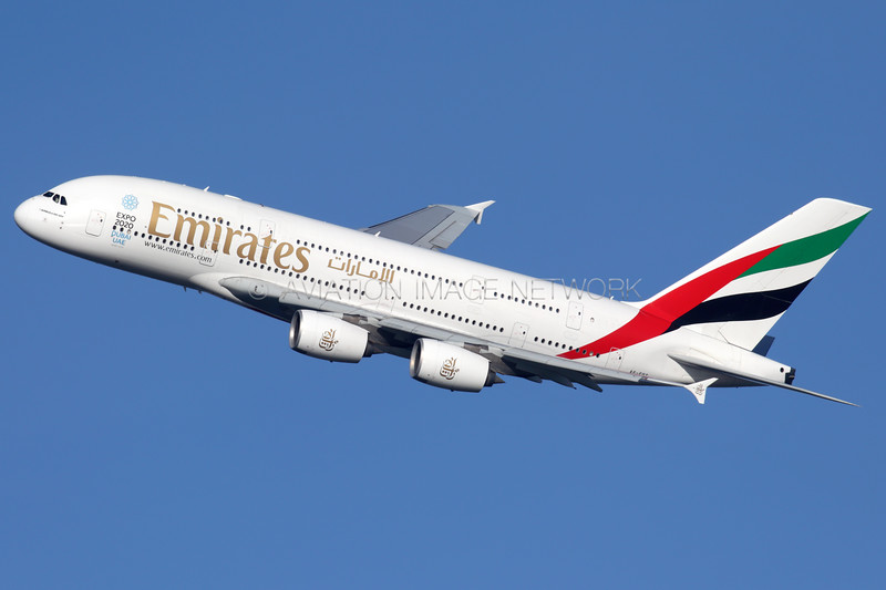 A6-EDT | Airbus A380-861 | Emirates