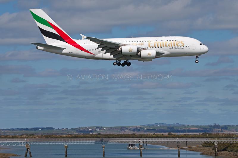 A6-EET | Airbus A380-861 | Emirates