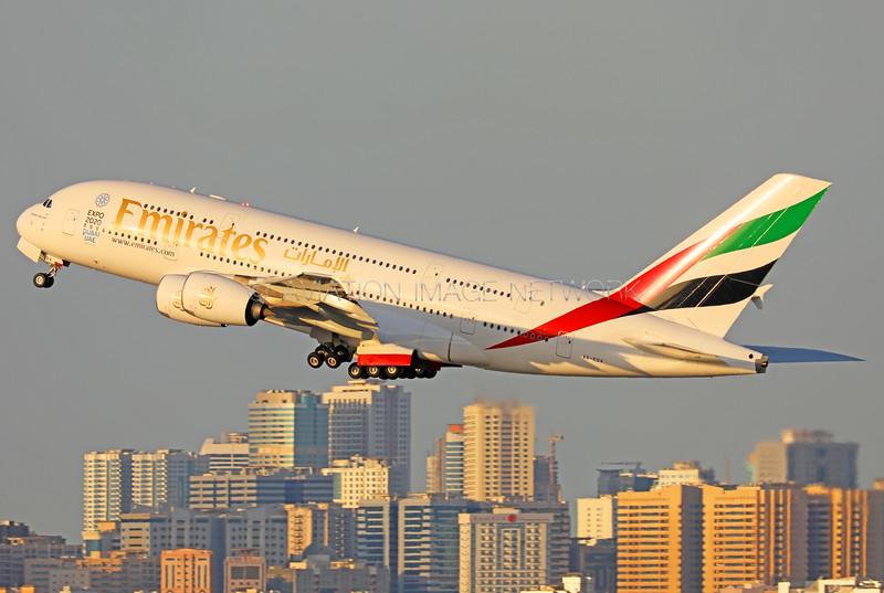 A6-EDV | Airbus A380-861 | Emirates