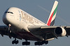 A6-EEE | Airbus A380-861 | Emirates