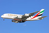 A6-EUF | Airbus A380-861 | Emirates