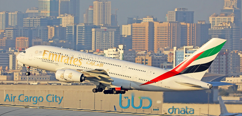 A6-EOO | Airbus A380-861 | Emirates
