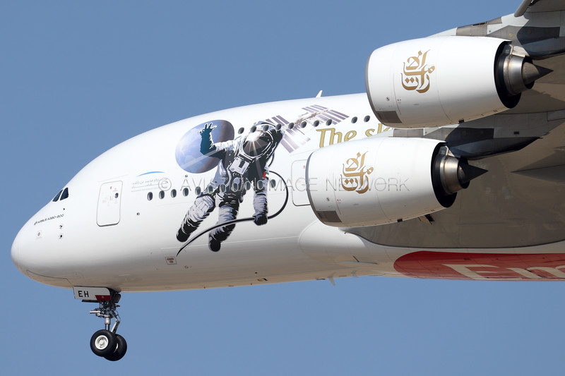 A6-EEH | Airbus A380-861 | Emirates