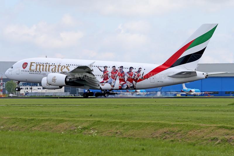 A6-EUA | Airbus A380-861 | Emirates
