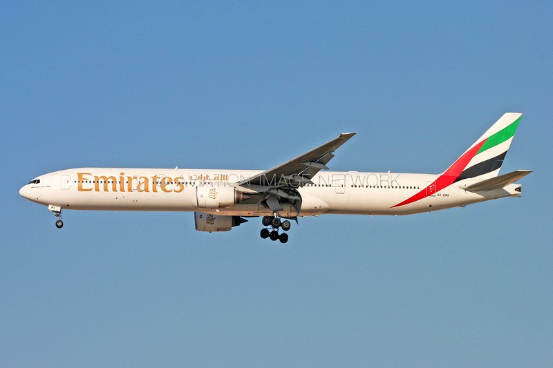 A6-EMS | Boeing 777-31H | Emirates
