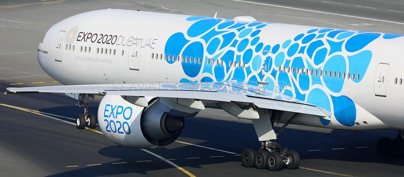 A6-EPK   Boeing 777-31H/ER   Emirates