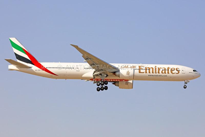 A6-EQA | Boeing 777-300/ER | Emirates